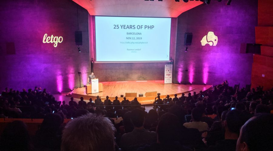 PHP Barcelona 2019 – A Subjective Summary